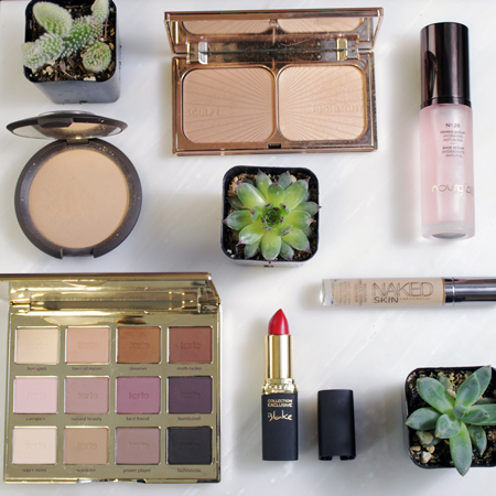 LookMazing April Beauty Favorites