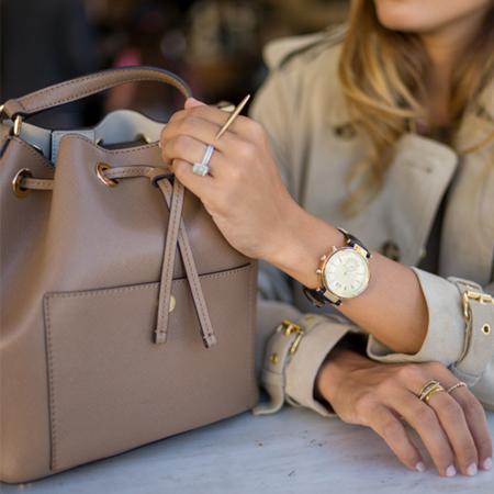 gal meets glam - bucket bag