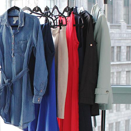 Spring Fashion Closet Essentials