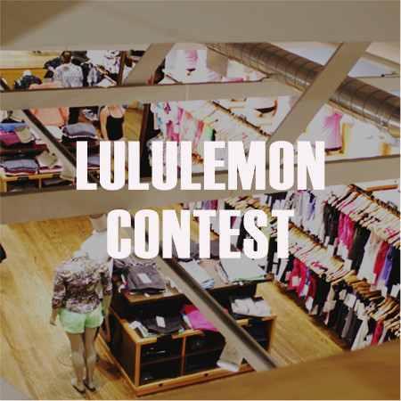 Lululemon x LookMazing Style Contest