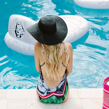 Dash of Darling Poolside Swimwear